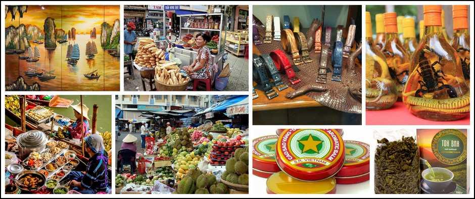 Шоппинг в Нячанге — Что привезти из Вьетнама.