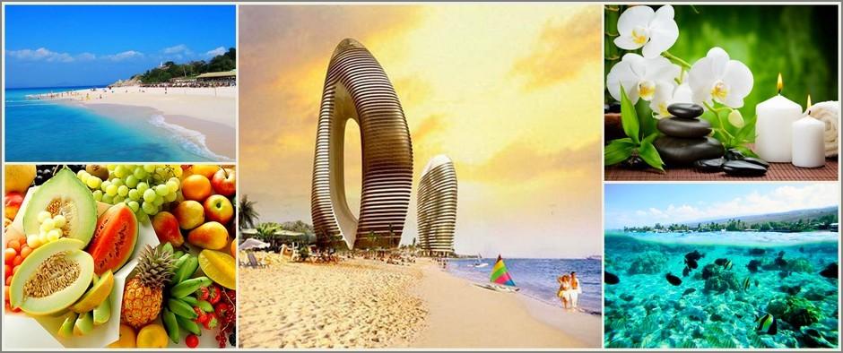 Великолепие Поднебесной - остров Хайнань. 8 дней от 23800 рублей.
