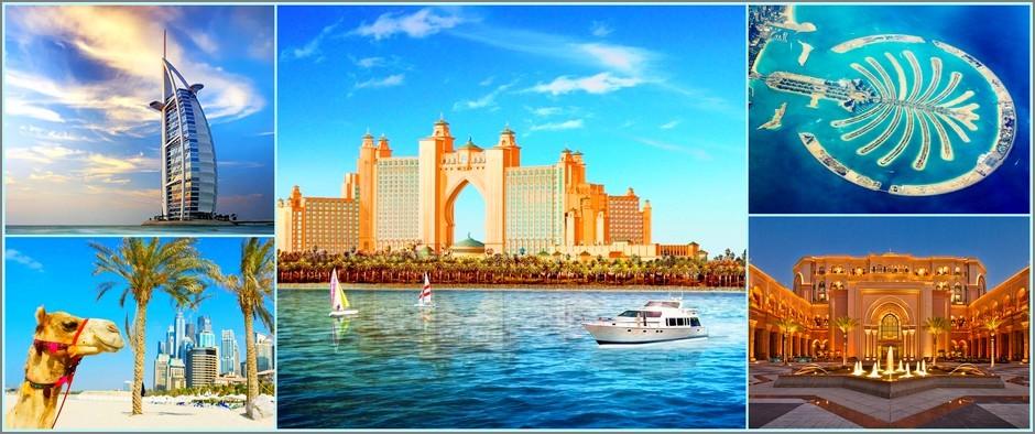 Отличные цены на ближайшие вылеты в ОАЭ! 8 дней от 22000.