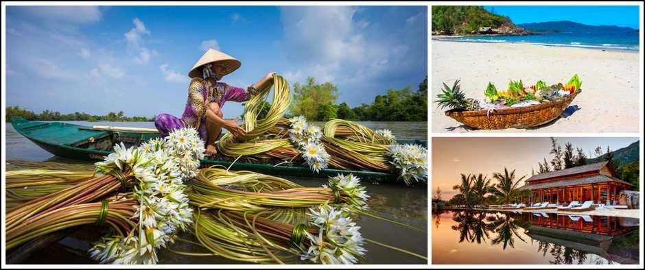 Экзотические фрукты - Вьетнама! 12 дней от 41600 рублей.