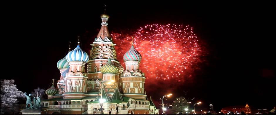 Новый год 2018 в Москве! Автобусный тур из Кирова 30.12.2017!