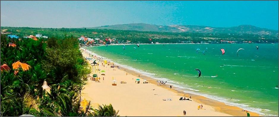 Туда где море, солнце – летим в лето! Вьетнам 11 ночей.