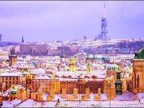 Раннее бронирование туров на 2018 Новый Год в Чешскую столицу! 8 дней в Праге за 22 300 рублей!