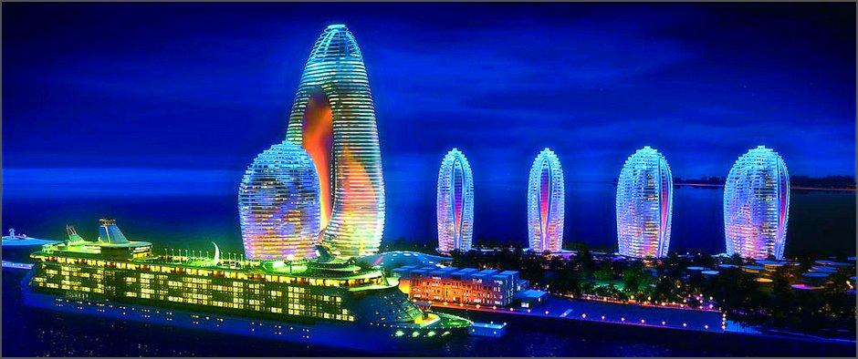 Страна Восточной Азии-Китай. 8 ночей от 20600 рублей.