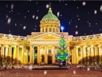 Новогодний тур в Санкт-Петербург на 3 дня/2 ночи за 7 500 рублей!