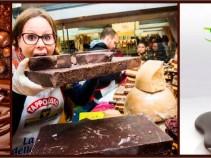 Фестиваль шоколада пройдёт в столице Чехии — Праге, с 17 по 19 ноября 2017 года!