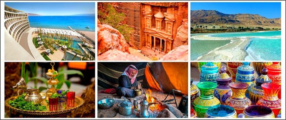 Красное море- Иордания. 8 дней от 23000 рублей.