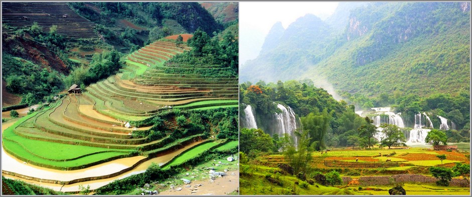 Изумительные уголки природы-Вьетнам. 13 ночей от 45800 рублей.