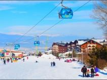 Активный отдых в Европе! Горнолыжные туры в Болгарию: цены от 18 700 рублей!