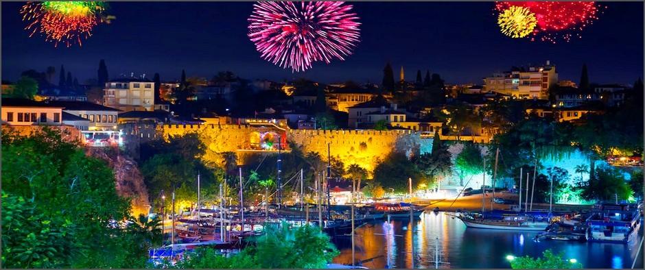 Новогодние туры в Турцию! Встреча зимнего праздника в шикарных 5-звёздочных отелях за 31 700 рублей!