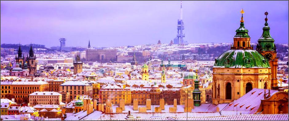 Фестиваль шоколада пройдёт в столице Чехии - Праге, с 17 по 19 ноября 2017 года!