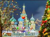 Путешествие в Рождество!(Москва, 3 дня, автобус)