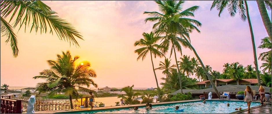 Гоа - какой он и где лучше отдохнуть? Описание и характеристика изумительных пляжей Северного Гоа!