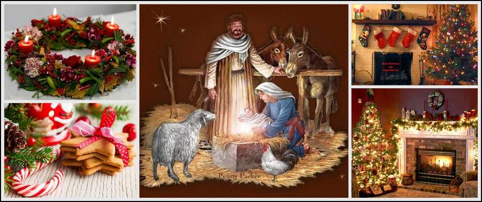 Рождество в разных странах мира: самые необычные традиции.