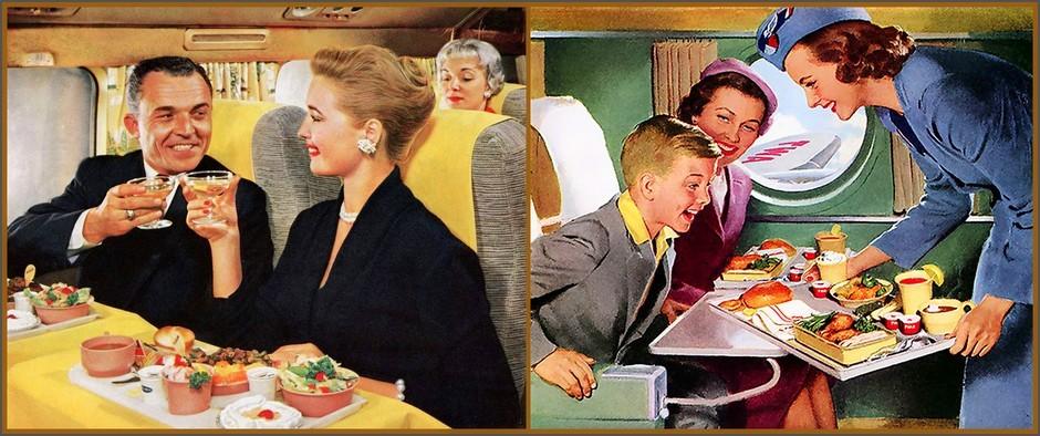 Топ 10 авиакомпаний с наилучшим питанием на борту
