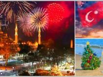 Разнообразьте Новогодние каникулы! Туры в шикарные Турецкие отели на «Ультра Всё включено» за 21 700 рублей! Вылет из Казани!