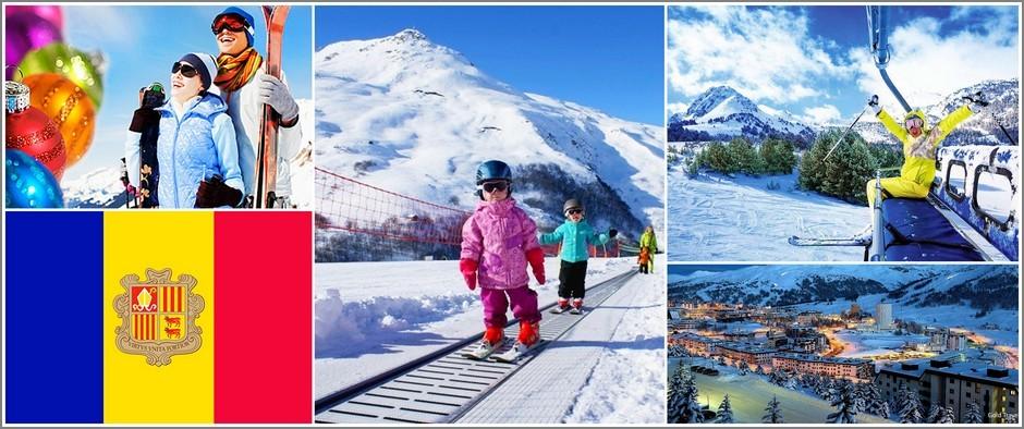 Прекрасная горная страна Андорра: туры от 19 900 рублей! Скидки до -30%