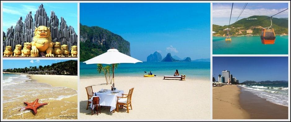 Окунись в лето-Вьетнам. 11 ночей от 39200 рублей.