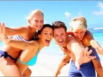Лучшее лекарство от всех невзгод — это море и солнечные лучи!