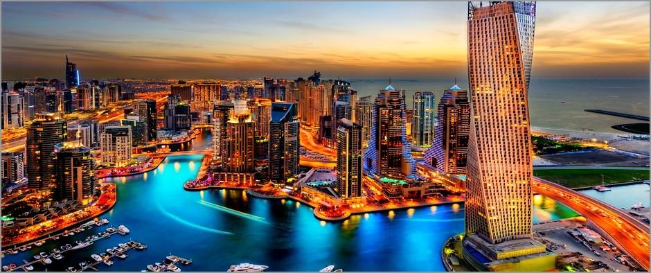 Скидки до 20% на туры в ОАЭ с вылетом из Казани в марте! Цены от 21 800 рублей!
