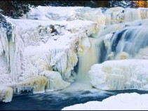 «Древние водопады и каньоны Карелии»,автобусный тур из Санкт-Петербурга.