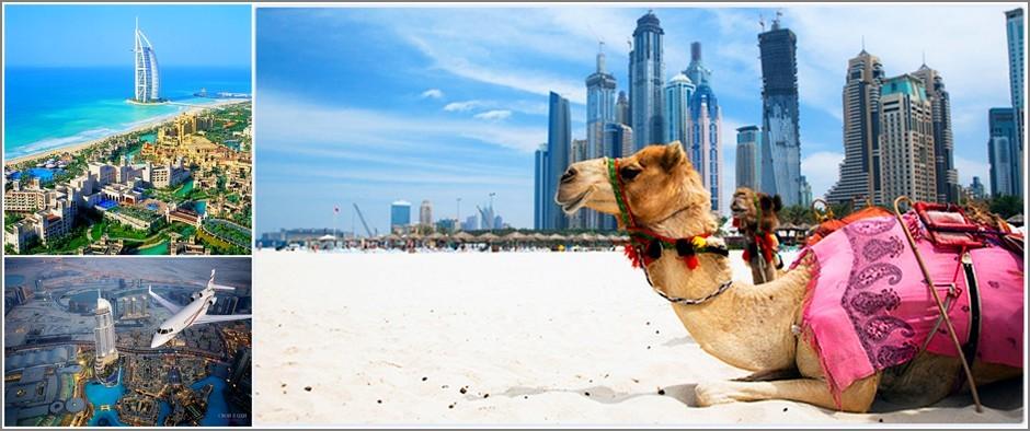 Смените февральские морозы на отдых у моря: горящие туры на неделю в ОАЭ из Казани от 16 300 рублей!