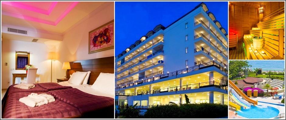Скидки до 25% на пятизвёздочный отель по системе «Ультра Всё включено» за 19 100 рублей!