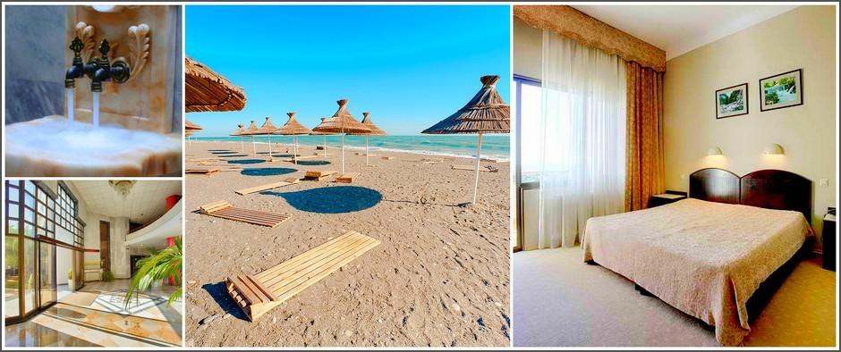 Лучший гостиничный комплекс Абхазии! 8 дней проживания по системе «Всё включено» за 9 800 рублей!