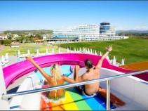 Акция! Шикарный 5-ти звёздочный турецкий отель по системе «Ультра Всё Включено» за 23 400 рублей!
