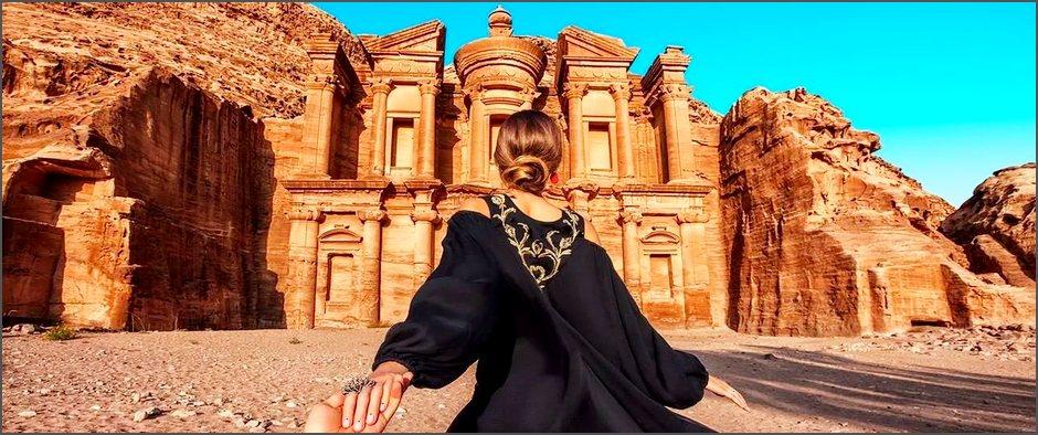Сделайте подарок своей второй половинке на 14 февраля! Цены на туры в Иорданию порадуют Вас: недельный отдых на Красном море 18 600 рублей!