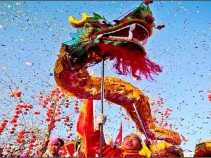 Праздники не заканчиваются! Поздравляем с очередным Новым Годом по Китайскому стилю: Год собаки официально!