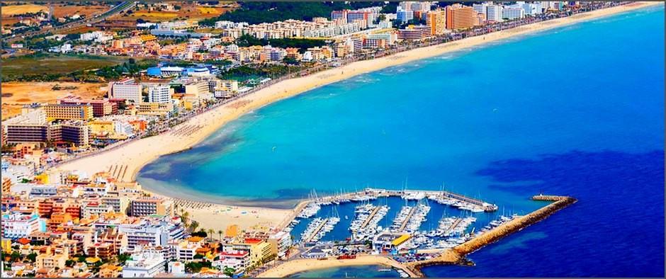 Великолепная и жаркая Испания ждёт! Туры на Майорку от 27 300 рублей!