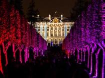 Событие февраля: световое шоу в Санкт-Петербурге!