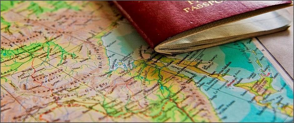Сроки действия загранпаспортов для путешествий по странам мира!