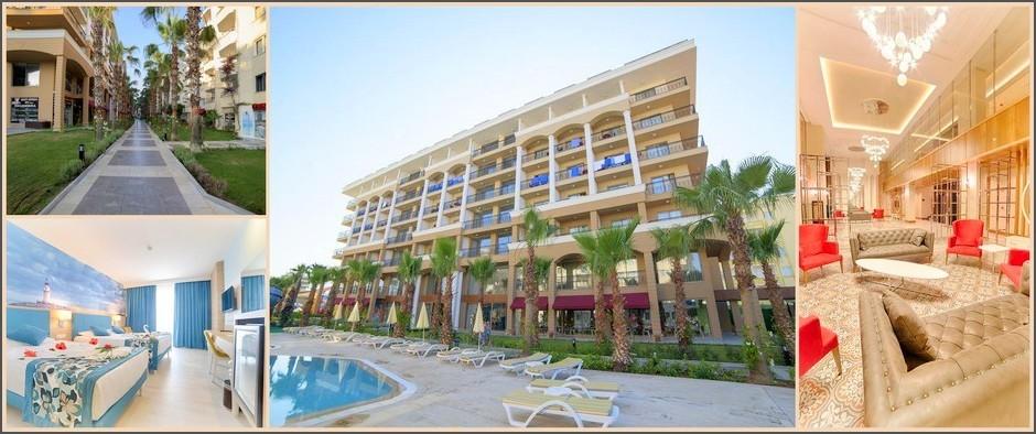 Отличный молодёжный отдых в Алании! Туры в шикарный отель «Club Sun Heaven 4*» от 19 800 рублей!