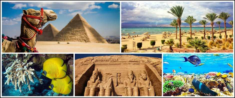 Всеми долгожданный и любимый Египет. 7 ночей от 38800 рублей.