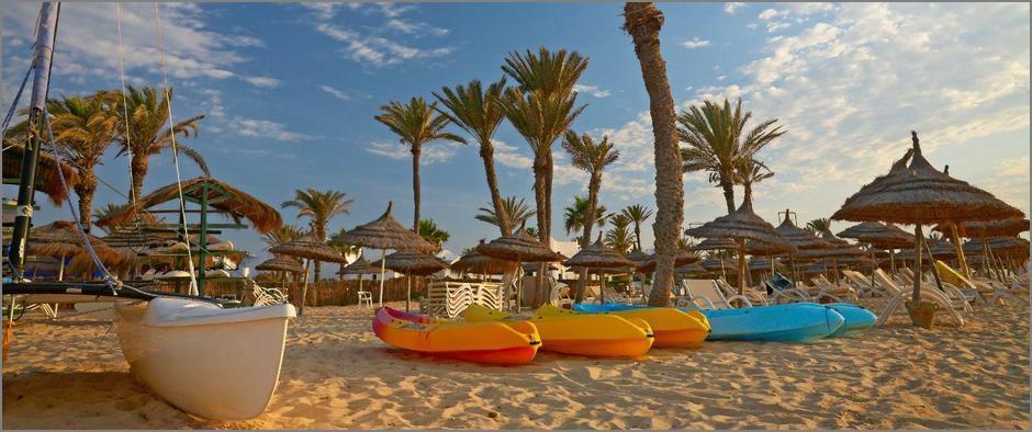 Тунис по супер ценам! 12 дней от 24200 рублей.