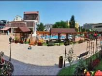 Все включено в Анапе.Отель Эмеральд. 8 дней от 13300 рублей.