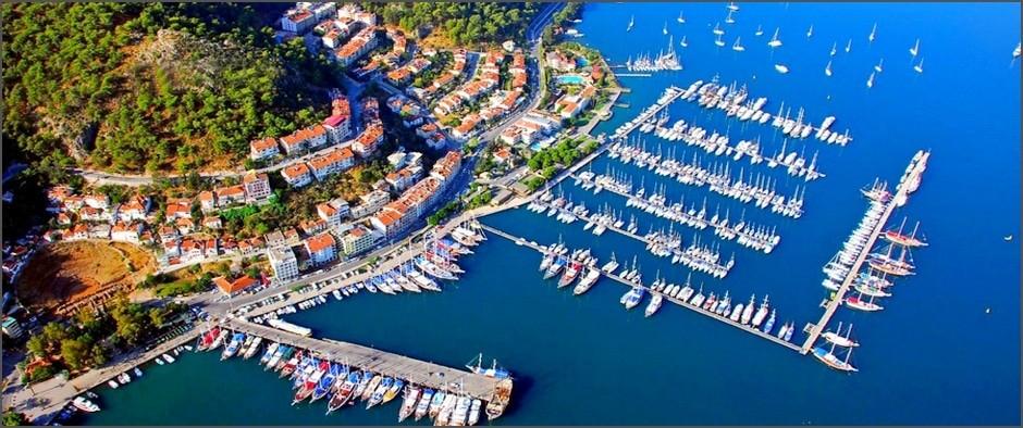 Эгейское побережье Турции - для кого оно и как разобраться в курортах? Туры от 14 900 рублей!