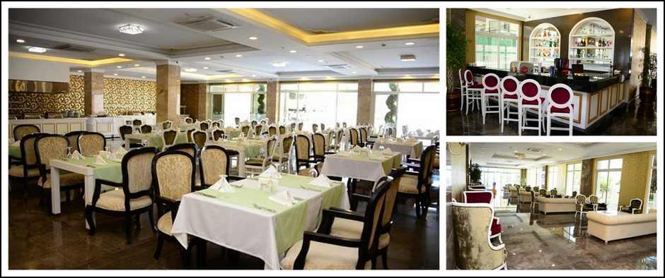 Оптимальное сочетание «цена-качество» отель «Belrose Beach Hotel».
