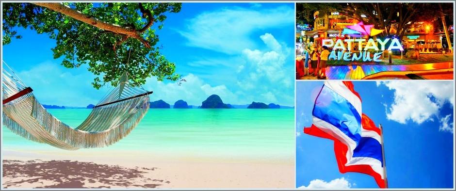 Скидки на туры в Таиланд! Путешествие в страну изумительных пляжей и вечного праздника стало доступнее: 9 дней за 22 800 рублей!