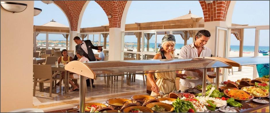 Лучший отель Туниса для отдыха с детьми: Magic Splashworld Venus Beach 4*! Цены на туры от 33 800 рублей!
