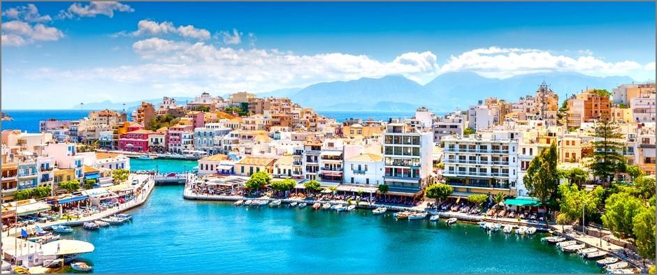 Великолепная Греция, туры на 8 дней, все включено от 28500 рублей.