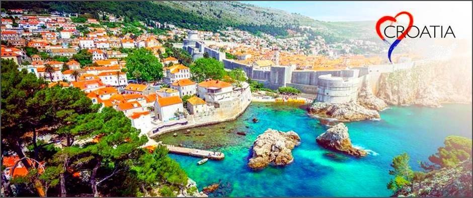 Европейская страна – Хорватия! Туры от 29800рублей!