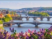 Туры в город, окутанный тайнами и легендами-Чехия. 8 дней от 21800 рублей.