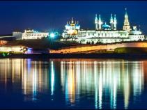 Тур в Казань+Свияжск из Кирова, 2 дня/3 ночи.