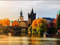 Туры в город, окутанный тайнами и легендами-Чехия. 8 дней в сентябре от 23600 рублей.