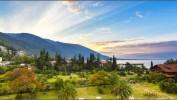 Sunrise Garden Hotel 3* — Отличный Абхазский отель для любителей комфорта и Кавказской кухни: 8 дней отдыха в Гаграх за 7 900 рублей!