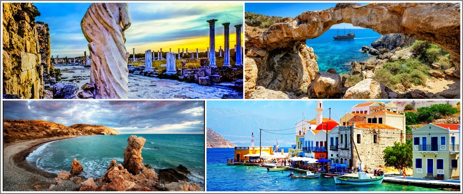 Европейский отдых- на Кипре! 7 дней от 19000 рублей!