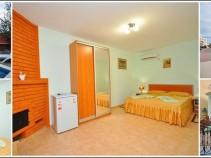 Отдыхать в отельном городке «Сон» (Крым) комфортно и весело! Стоимость недели проживания в отеле: 4 600 рублей!